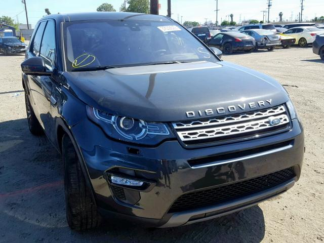 click here to view 2019 LAND ROVER DISCOVERY at IBIDSAFELY