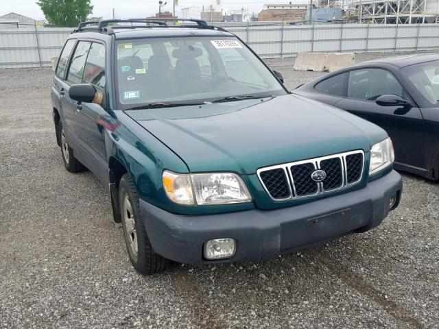 2001 subaru forester l 2 5l 4 in il chicago south jf1sf63581h717711 for sale autobidmaster autobidmaster