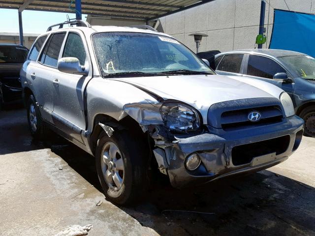 KM8SC13D75U935807-2005-hyundai-santa-fe