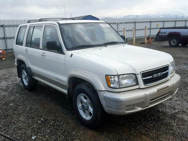 click here to view 1999 ISUZU TROOPER S at IBIDSAFELY