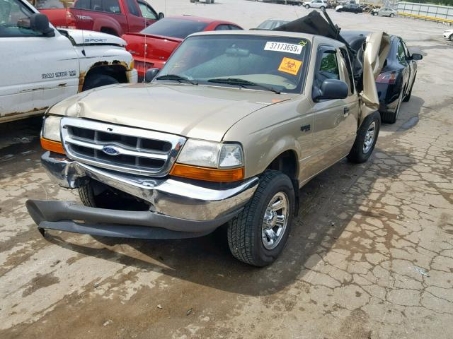 2000 FORD RANGER SUP - Left Front View