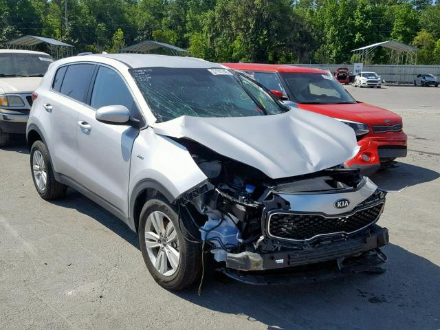 Salvage 2018 KIA SPORTAGE L for sale