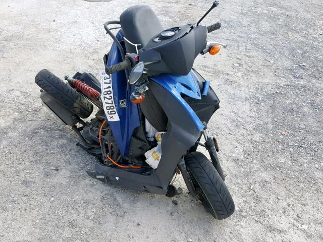 click here to view 2013 KYMCO USA INC AGILITY 12 at IBIDSAFELY