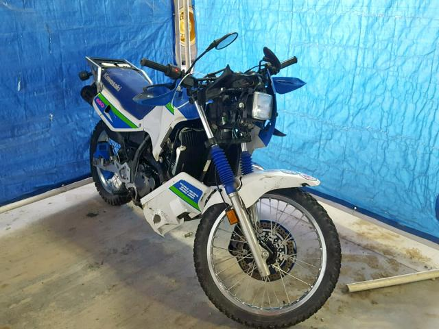 Salvage, Rebuildable and Clean Title Kawasaki Enduro