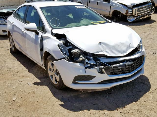 click here to view 2018 CHEVROLET CRUZE LS at IBIDSAFELY