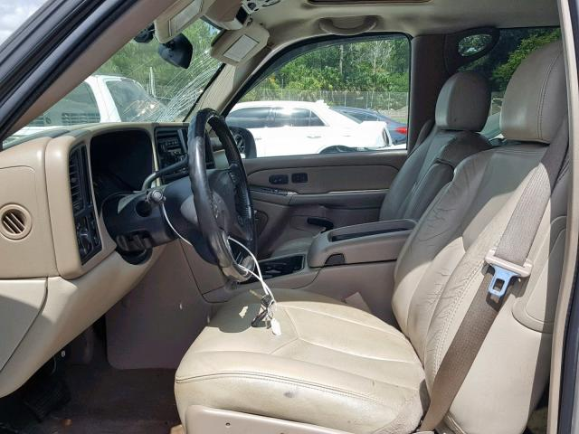 2005 Chevrolet Avalanche 5 3l 8 For Sale In Fort Pierce Fl Lot 37190149