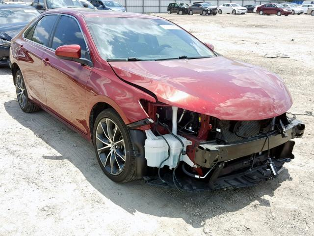 2017 TOYOTA CAMRY LE Photos | FL - TAMPA SOUTH - Salvage Car Auction