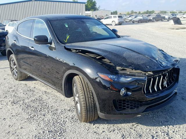 click here to view 2017 MASERATI LEVANTE at IBIDSAFELY