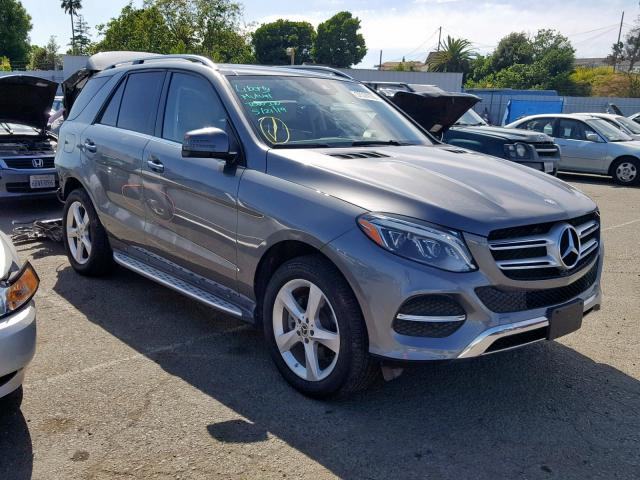 click here to view 2017 MERCEDES-BENZ GLE 350 4M at IBIDSAFELY