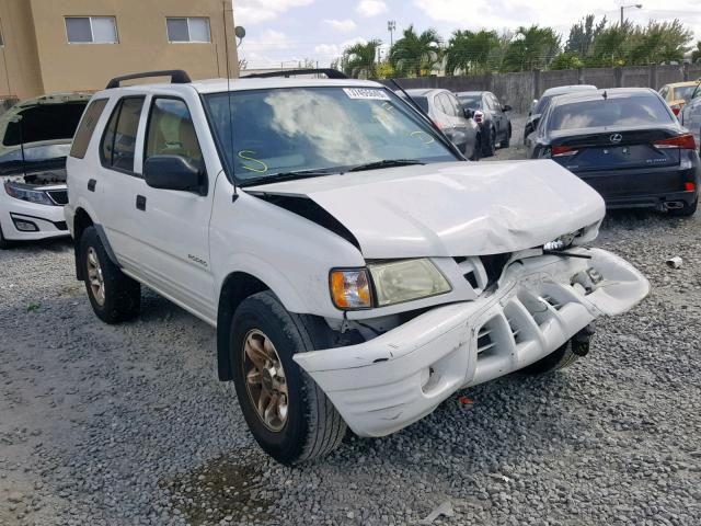 click here to view 2004 ISUZU RODEO S at IBIDSAFELY