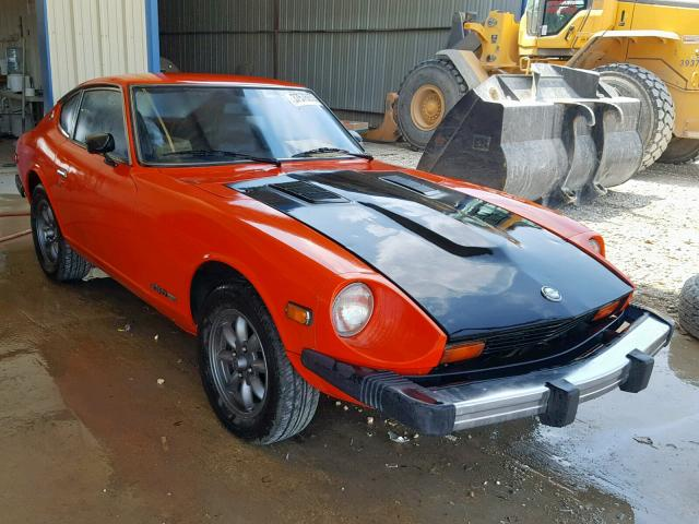 click here to view 1977 DATSUN 280Z at IBIDSAFELY