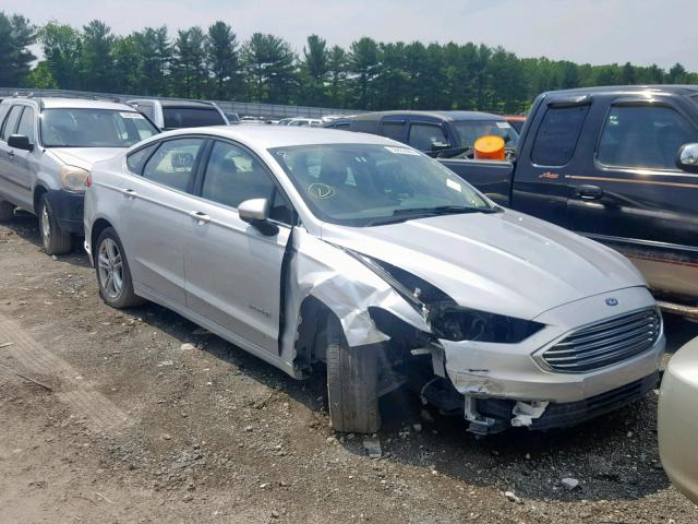 Fusion Auto Auction >> Auto Auction Ended On Vin 3fa6p0lu0jr172640 2018 Ford