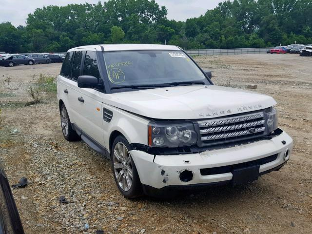 2008 LAND ROVER RANGE ROVER SPORT SUPERCHARGED For Sale | KS