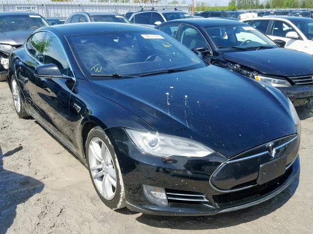 5yjsa1e29ff103661 2015 Tesla Model S In On Toronto