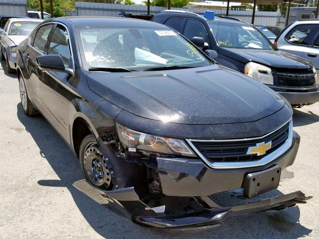 click here to view 2018 CHEVROLET IMPALA LS at IBIDSAFELY
