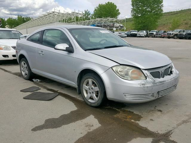 Salvage 2009 Pontiac G5 for sale
