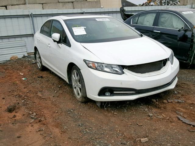 Honda Civic Si 2014 White