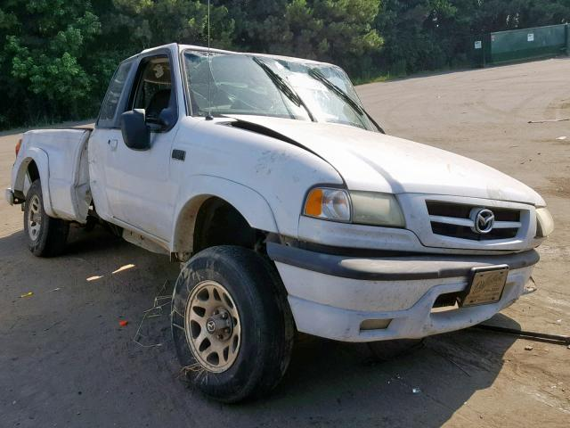 Mazda salvage cars for sale: 2003 Mazda B3000 Cab