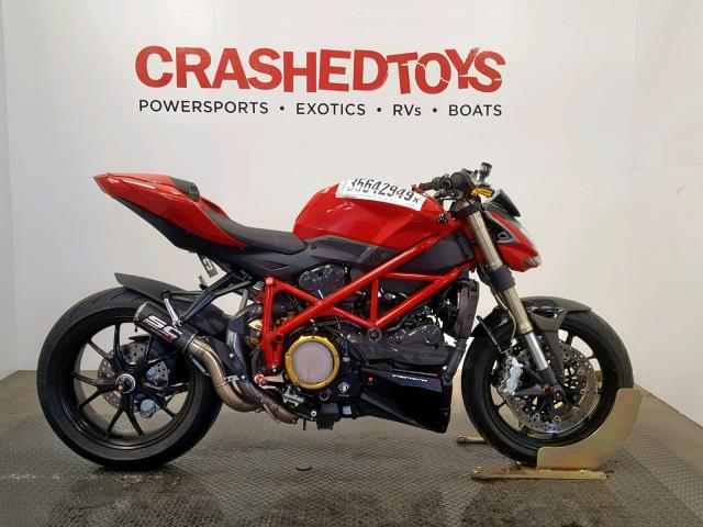 click here to view 2014 DUCATI STREETFIGH at IBIDSAFELY