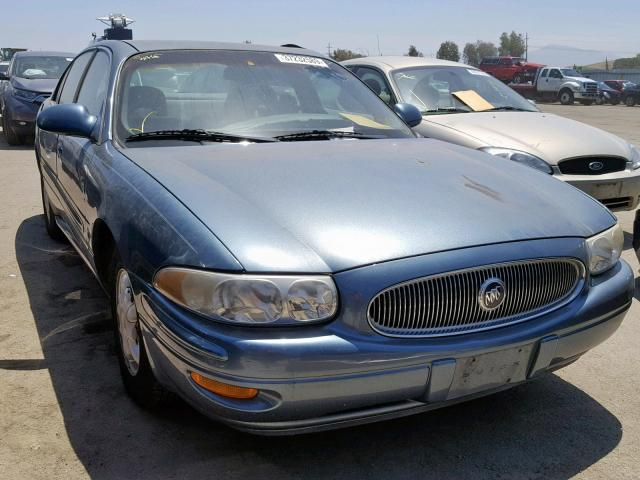 click here to view 2001 BUICK LESABRE CU at IBIDSAFELY