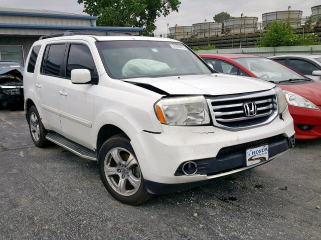 2013 Honda Pilot Ex L For Sale >> 2013 Honda Pilot Exl For Sale Ok Tulsa Fri Aug 09