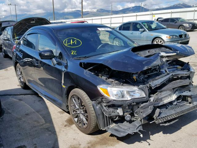 click here to view 2016 SUBARU WRX at IBIDSAFELY