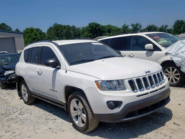 Salvage 2011 Jeep COMPASS SP for sale