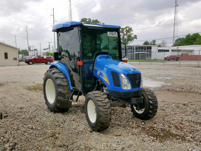 click here to view 2008 NEWH TRACTOR at IBIDSAFELY