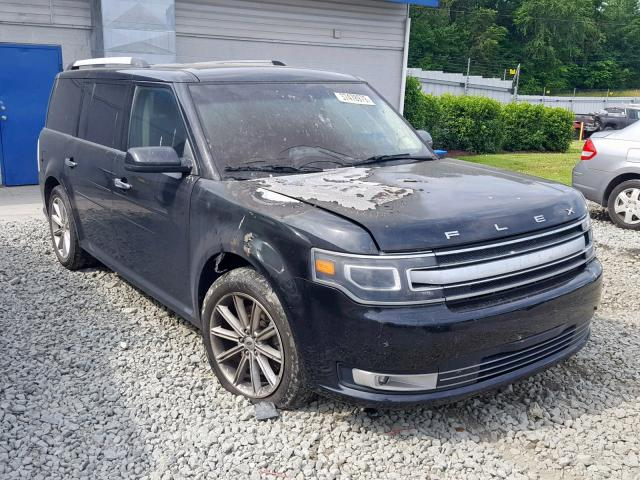 Ford Flex Limited salvage cars for sale: 2014 Ford Flex Limited