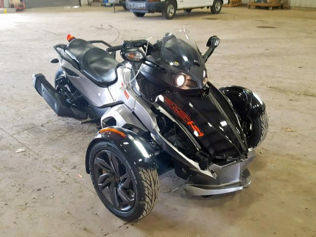 Can Am Spyder For Sale >> 2013 Can Am Spyder Roa 2 For Sale In Lansing Mi Lot 37599039