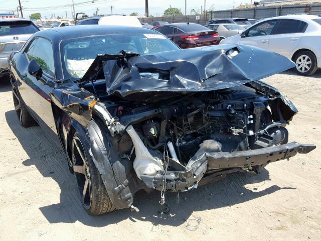 2015 Dodge Challenger 3 6l 6 In Ca Los Angeles