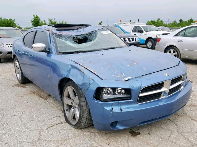2008 Dodge Charger For Sale >> 2008 Dodge Charger Sx 3 5l 6 For Sale In Kansas City Ks Lot 37369949