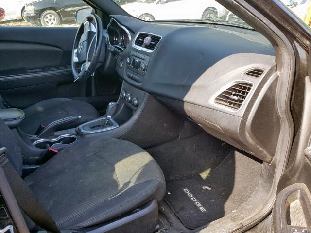 2013 Dodge    Vin: 1C3CDZCBXDN632200