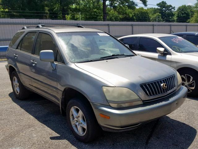 2002 Lexus RX 300 for sale in Eight Mile, AL