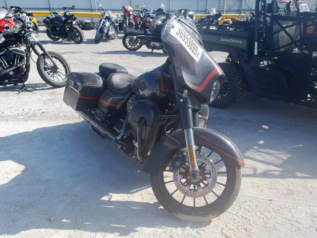 Salvage 2018 Harley-Davidson FLHXSE CVO for sale