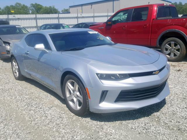 Salvage, Rebuildable and Clean Title Chevrolet Camaro Vehicles for