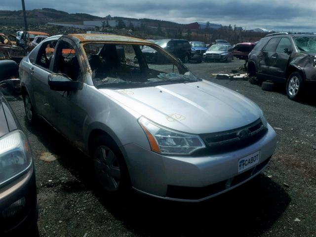 Salvage 2010 Ford FOCUS SE for sale