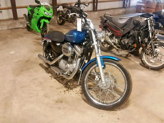 click here to view 2006 HARLEY-DAVIDSON XL883 C at IBIDSAFELY