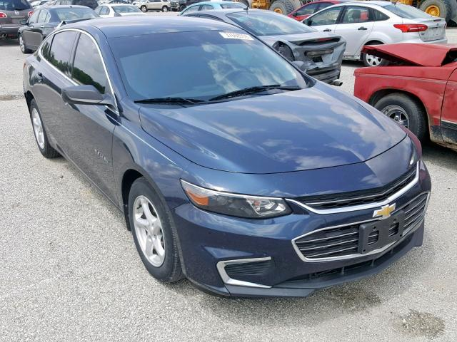 click here to view 2017 CHEVROLET MALIBU LS at IBIDSAFELY