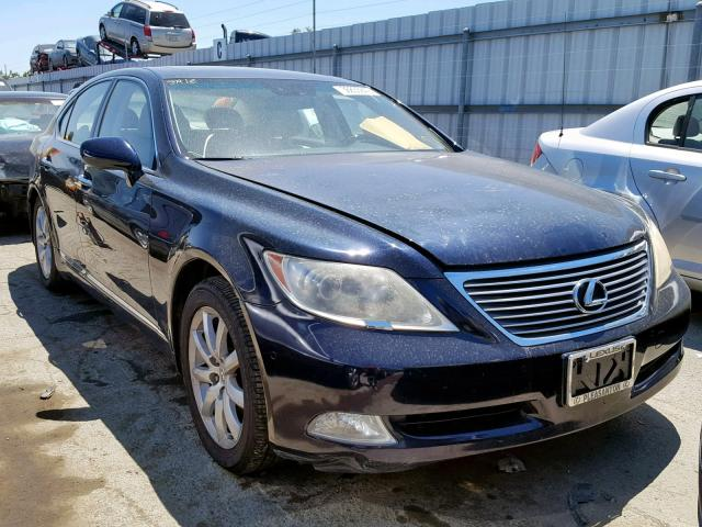 photo LEXUS LS460 2008