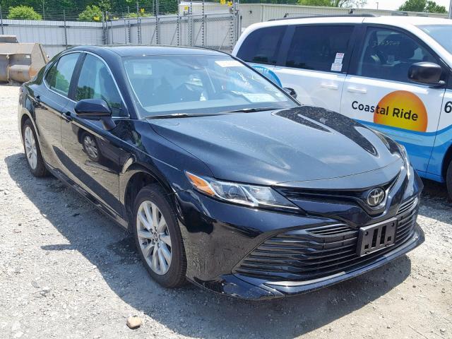 2019 Toyota Camry L 2 5L 4 for Sale in Hampton VA - Lot: 37342259