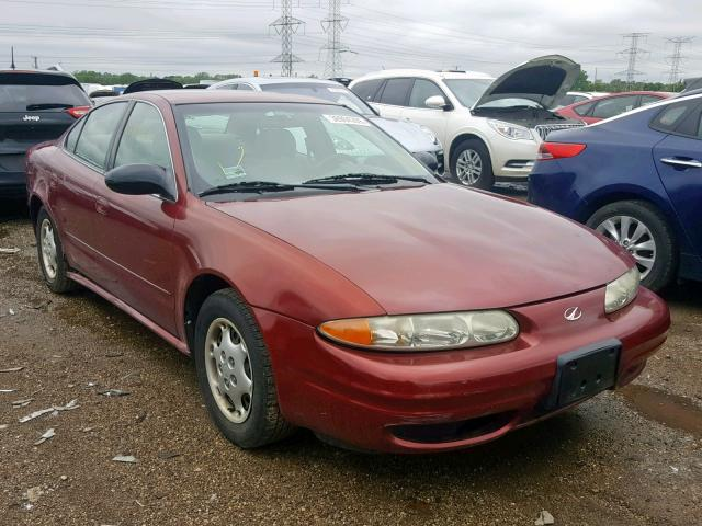 click here to view 2001 OLDSMOBILE ALERO GX at IBIDSAFELY