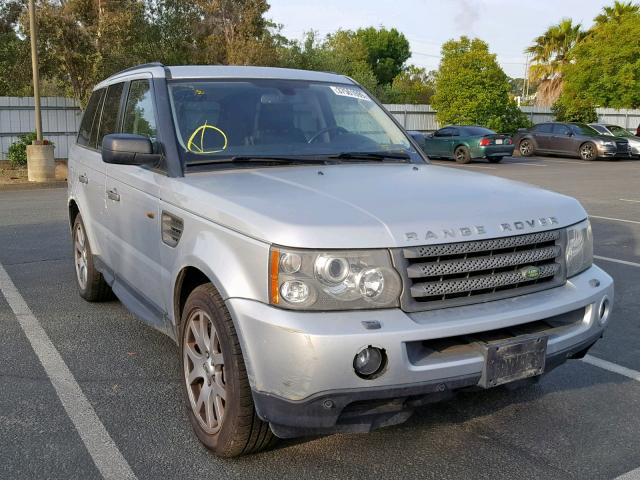 click here to view 2008 LAND ROVER RANGE ROVE at IBIDSAFELY