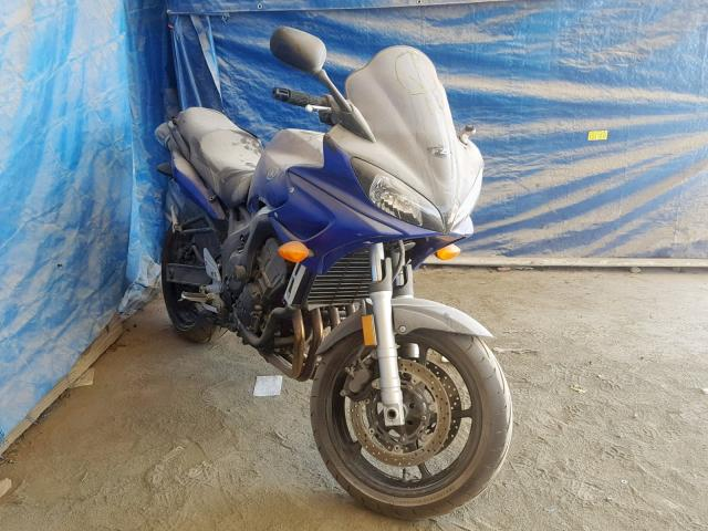 photo YAMAHA FZ6 S 2006