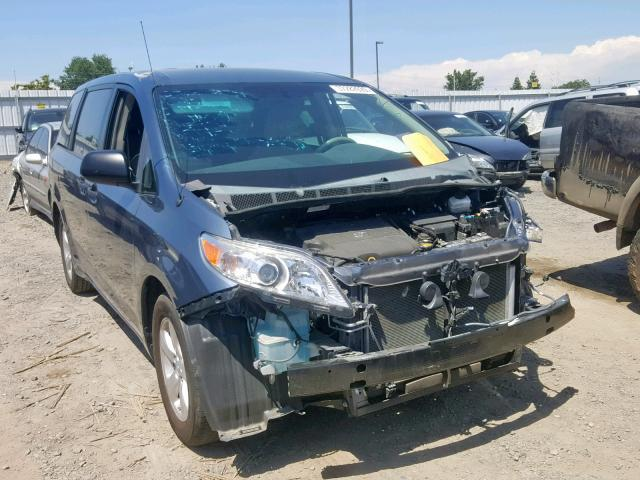 click here to view 2014 TOYOTA SIENNA at IBIDSAFELY