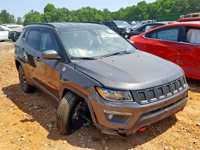 Salvage 2019 Jeep COMPASS TR for sale