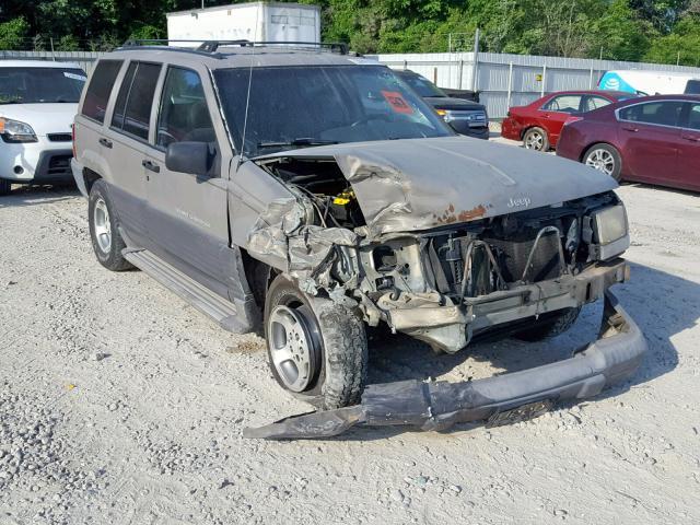 1997 Jeep Grand Cher 5.2L