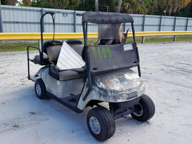 Auto Auction Ended On Vin 3048194 2000 Ezgo Golf Cart In Fl Ft Pierce