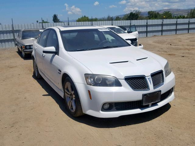 click here to view 2008 PONTIAC G8 at IBIDSAFELY