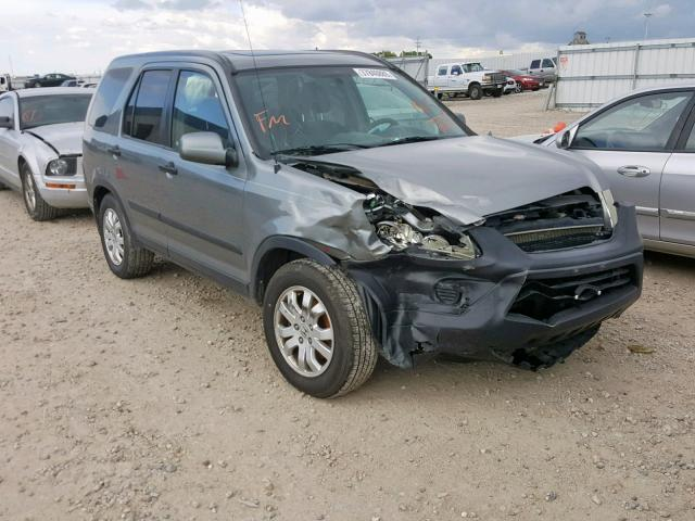 click here to view 2006 HONDA CR-V EX at IBIDSAFELY